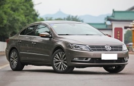 FAW Volkswagen CC wheels and tires specs icon