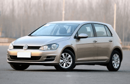 FAW Volkswagen Golf Hatchback