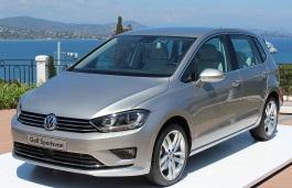 FAW Volkswagen Golf Sportsvan wheels and tires specs icon