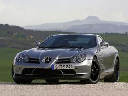 Mercedes-Benz SLR-Class Coupe