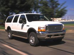 Ford Excursion Closed Off-Road Vehicle