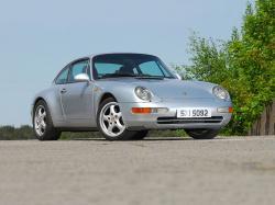 Porsche 911 IV (993) Coupe