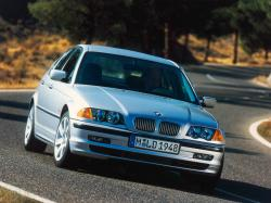 BMW 3 Series IV (E46) Saloon