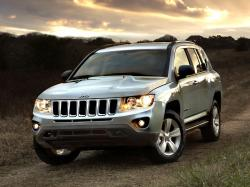 Jeep Compass MK F/L Closed Off-Road Vehicle