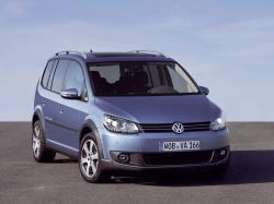 Volkswagen Touran III MPV