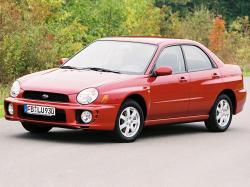Subaru Impreza GD/GG Saloon