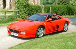 Ferrari 348 GTS Targa