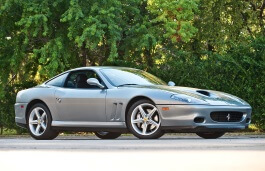 Ferrari 575M Maranello wheels and tires specs icon