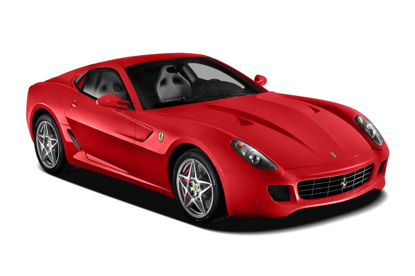 Ferrari 599 GTB Fiorano wheels and tires specs icon