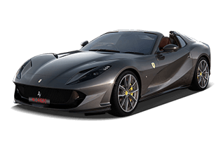 Ferrari 812 GTS wheels and tires specs icon