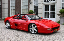 Ferrari F355 GTS wheels and tires specs icon