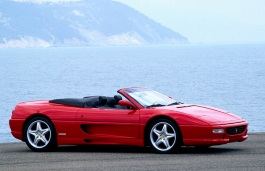 Ferrari F355 Spider wheels and tires specs icon