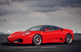 Ferrari F430 wheels and tires specs icon
