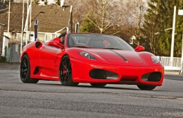 Ferrari F430 Spider wheels and tires specs icon