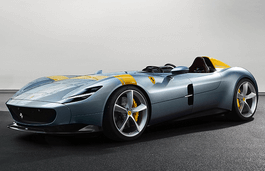 Ferrari Monza SP1 wheels and tires specs icon