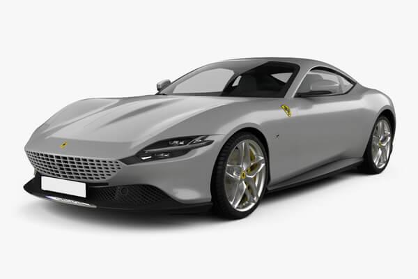 Ferrari Roma wheels and tires specs icon