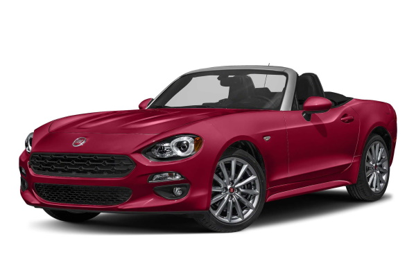 Fiat 124 Spider wheels and tires specs icon