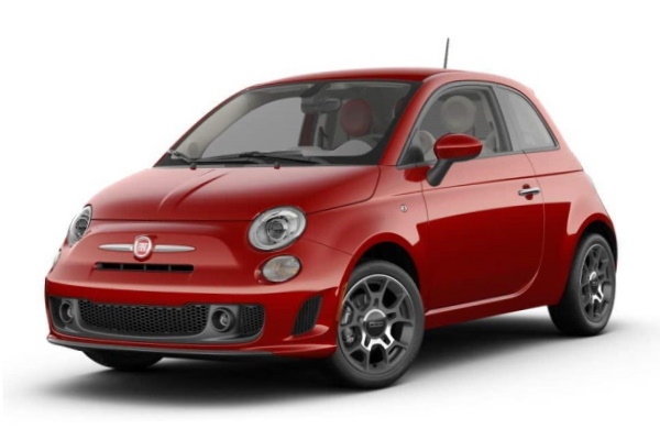 Fiat 500 312 Facelift Hatchback