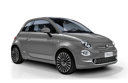 Fiat 500C Facelift Convertible