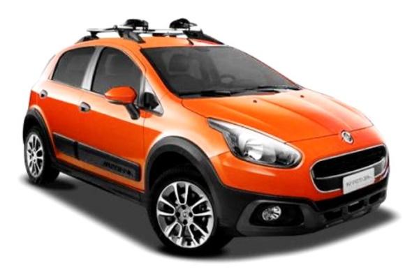 Icona per specifiche di ruote e pneumatici per Fiat Avventura