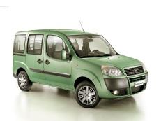 Fiat Doblo 223 facelift MPV