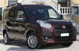 Fiat Doblo II MPV
