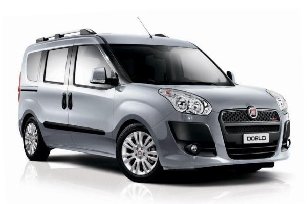 Fiat Doblo wheels and tires specs icon