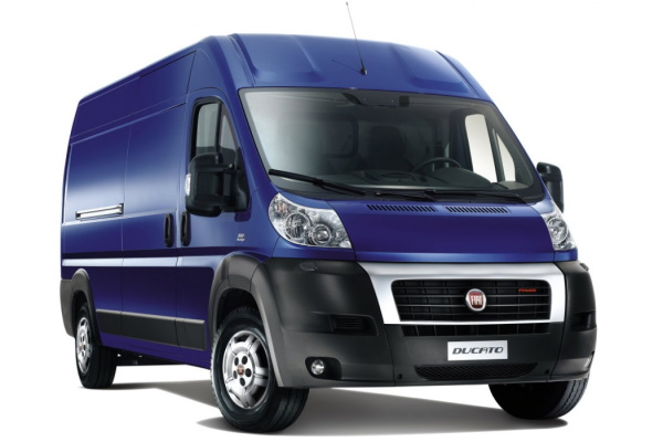 Fiat Ducato wheels and tires specs icon
