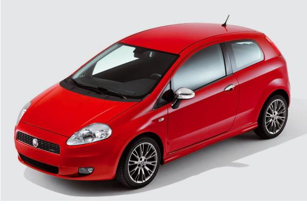 Fiat Grande Punto 199 Hatchback