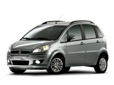 Fiat Idea 350 Facelift MPV