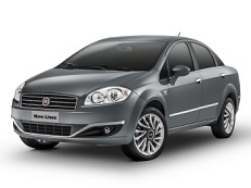 Fiat Linea wheels and tires specs icon