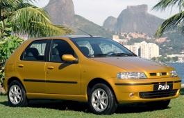 Fiat Palio I Facelift Hatchback