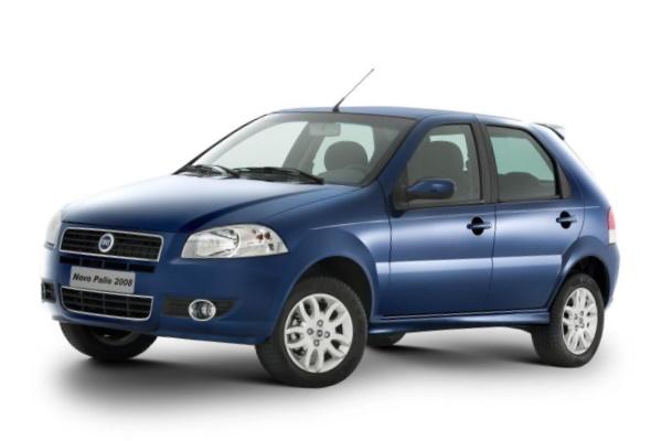 Fiat Palio wheels and tires specs icon