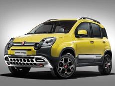 Fiat Panda Cross 2014-2020