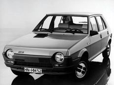 Fiat Ritmo 138 Hatchback