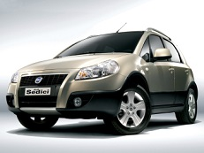 Fiat Sedici 189 None