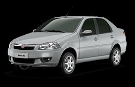Fiat Siena EL wheels and tires specs icon