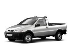 ícone de especificações de roda e pneus de Fiat Strada