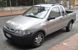 Fiat Strada II Pickup