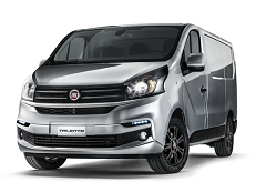 Fiat Talento wheels and tires specs icon