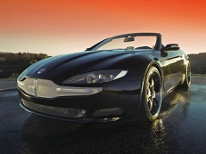 Fisker Tramonto I Convertible