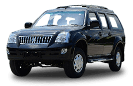 Foday Explorer II SUV