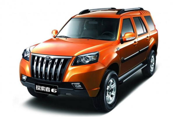 Foday Explorer 6 SUV