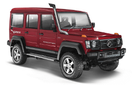 Force Gurkha Restyling Closed Off-Road Vehicle