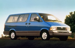 Ford Aerostar wheels and tires specs icon