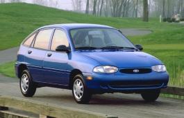 Ford Aspire Restyling Hatchback