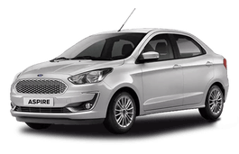 Ford Aspire wheels and tires specs icon