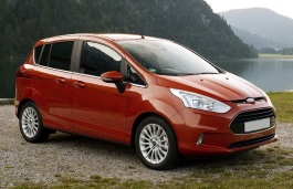 Ford B-MAX wheels and tires specs icon