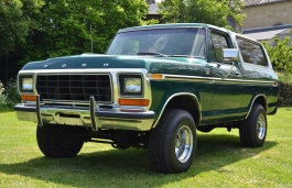 Ford Bronco II SUV