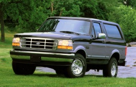 Ford Bronco V SUV